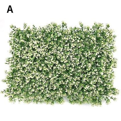 Plante artificielle Buis Topiaire Haie Faux Pelouse Plante Verte ...