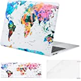 MOSISO Compatible with MacBook Air 13 inch Case 2020 2019 2018 Release A2337 M1 A2179 A1932 Retina Display Touch ID, Plastic