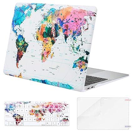 MOSISO MacBook Air - Funda A1932 de 13 pulgadas con pantalla ...