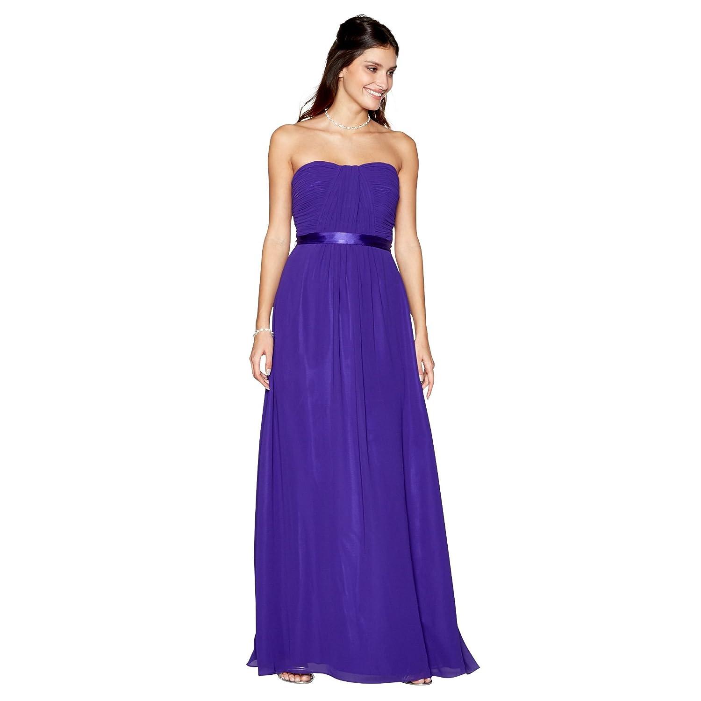 Debut Womens Purple \'Sophia\' Bridesmaid Dress 14: Debut: Amazon.co ...