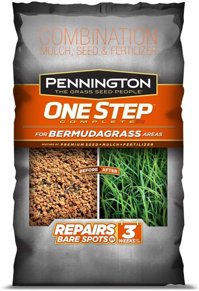 PENNINGTON SEED 100522285 Bermuda Mulch, 8.3 lb, Package may vary