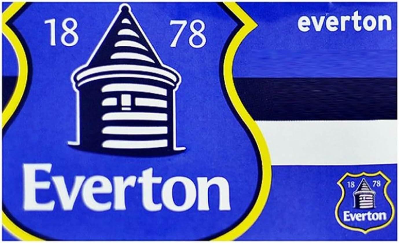 Everton FC Flag HZ Patio, Lawn & Garden Sports & Outdoors ...