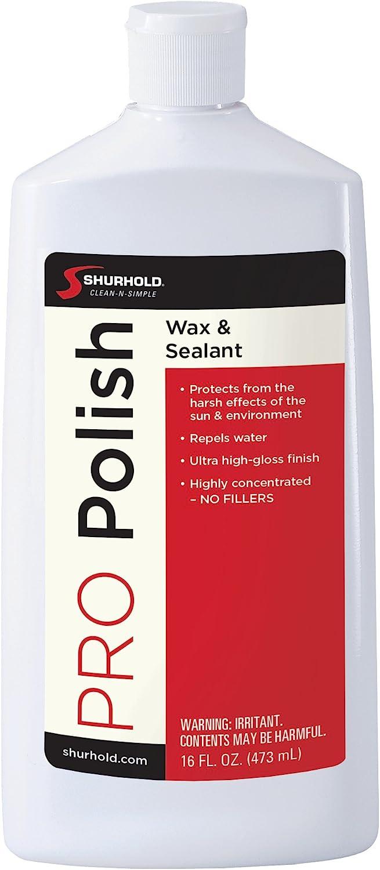 Shurhold Yacht Brite YBP-0202 Pro Polish Wax Bottle - 16 oz.
