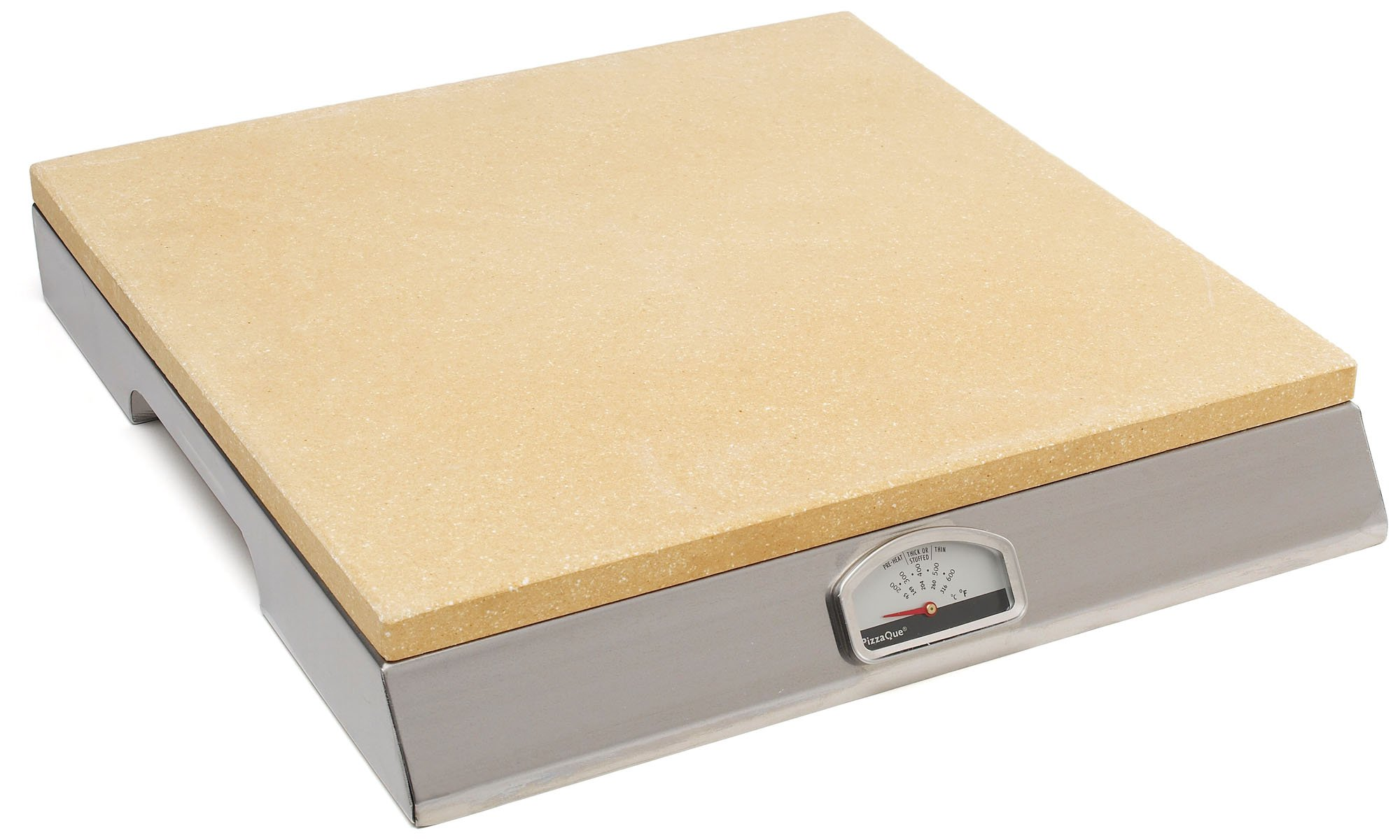 Bull 24125 PizzaQue Pizza Stone Grill by Bull