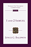 1 and 2 Samuel (Tyndale Old Testament Commentaries)