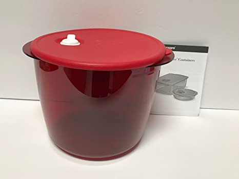 Amazon.com: Tupperware ventilación N Serve 3 1/2 qt ...