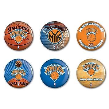 866b499f9fa4 New York Knicks Offizielle NBA Button