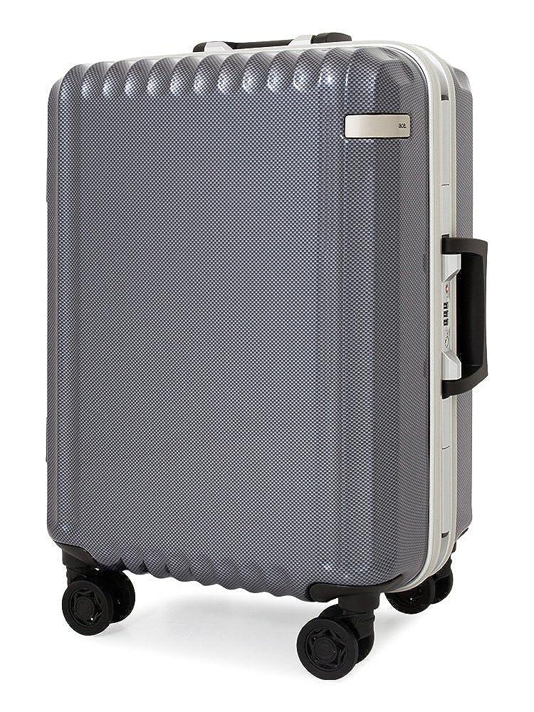 [エース] スーツケース パリセイドZ 機内持込可 32L 47cm 3.5kg 05571  【03】ネイビーカーボン B07RLK5FZC