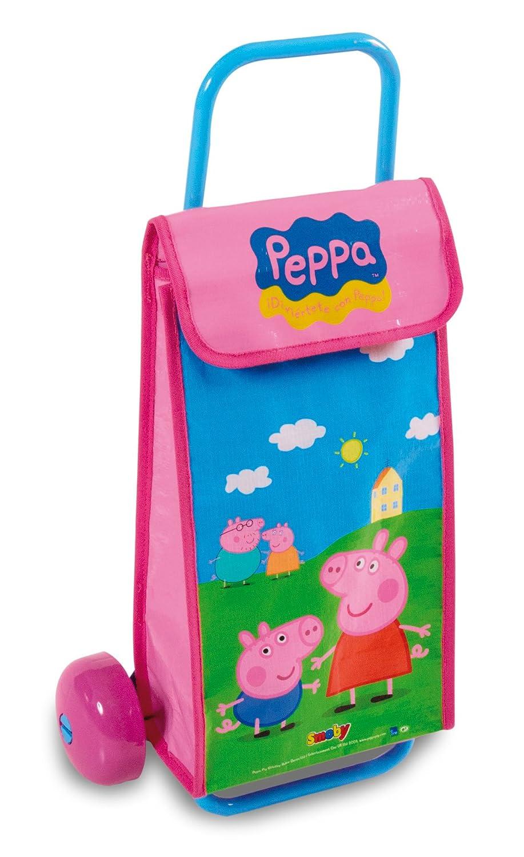 Peppa Pig - Carrito de compra (Smoby 24204): Amazon.es: Juguetes y juegos