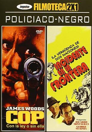 Pack Cine Policiaco-Negro [DVD]: Amazon.es: Varios: Cine y Series TV