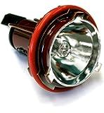 HELLA réflecteur (ampoules 9DX159419001) bA9S 10W oRIGINAL pour anneaux de feux de position angel eyes ringebeleuchtung pour bMW série 5 e60 e61 (x5 (e53) tous) avec bi-xenon