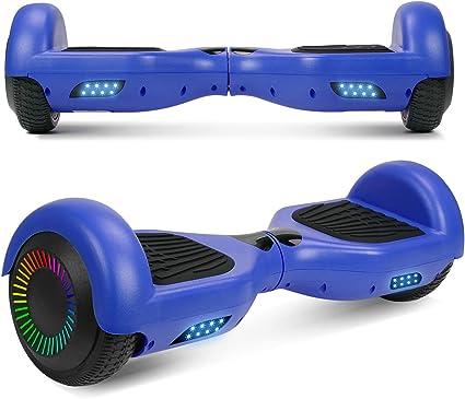 "10/"" Hover Electric Scooter Skate Smart 2Wheel Board Self E-Balance+LED+Bluetooth"