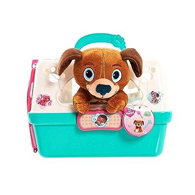 Doc McStuffins Disney Pet Vet On the Go Pet Carrier: Toys & Games