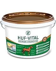Atcom Huf-Vital - Mineralfutter zur Verbesserung der Hufqualität und des Hornwachstums bei Hufproblemen für Pferde - 5 kg