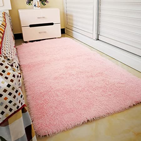 Tao Shaggy Carpet, Rug for Living Room Cozy & Soft Area Rug Bedroom ...