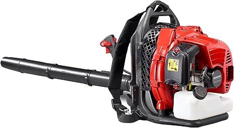 Jonsered sopladora profesional a mochila BB 2280: Amazon.es: Jardín