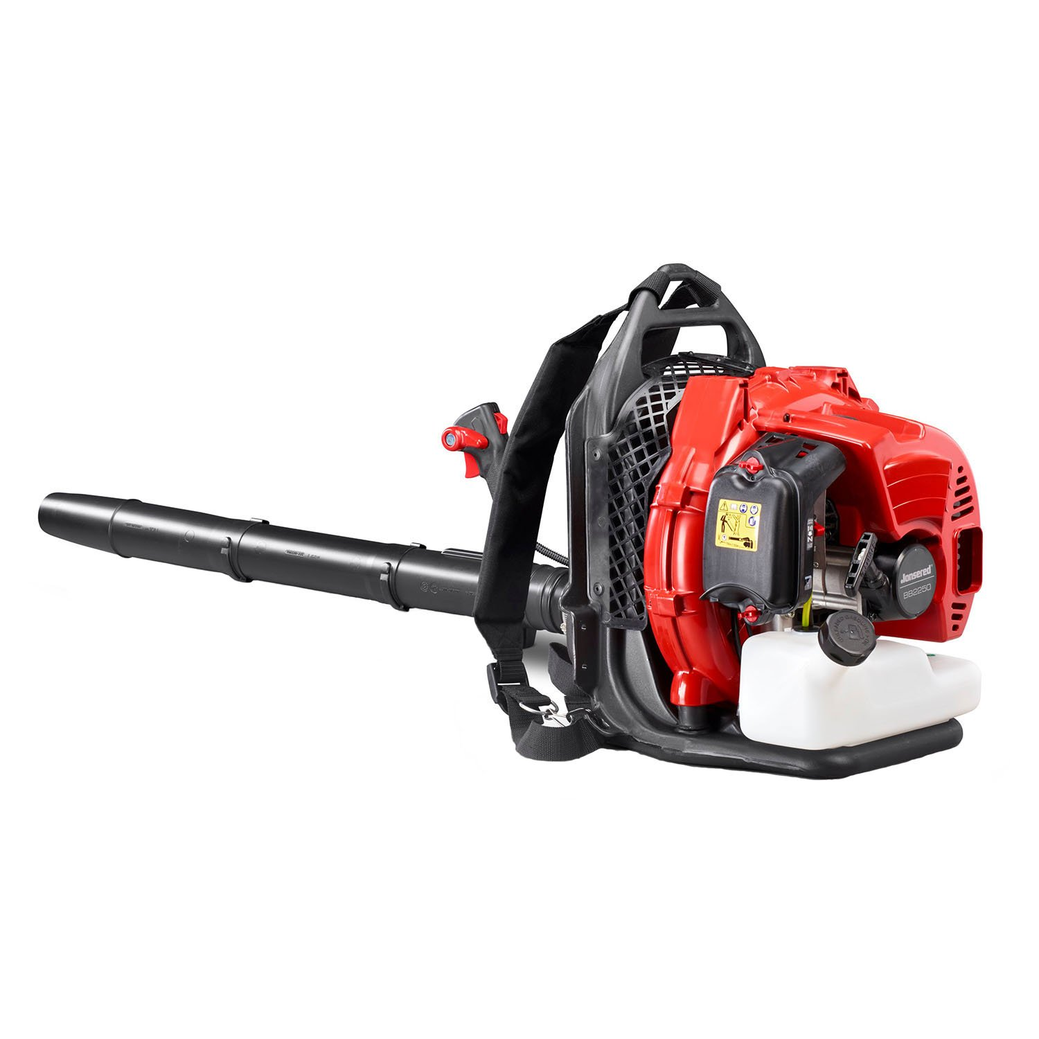 Amazon.com : Jonsered BB2250, 50.2cc 2-Cycle Gas 692 CFM 251 MPH Backpack Leaf  Blower : Garden & Outdoor