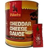 Pinata Cheddar Cheese Sacue, 3 kg Und Gratis Mini Sriracha - (Ehemals Cheddar Cheese Sauce Viva Mexico - 3000 gr)