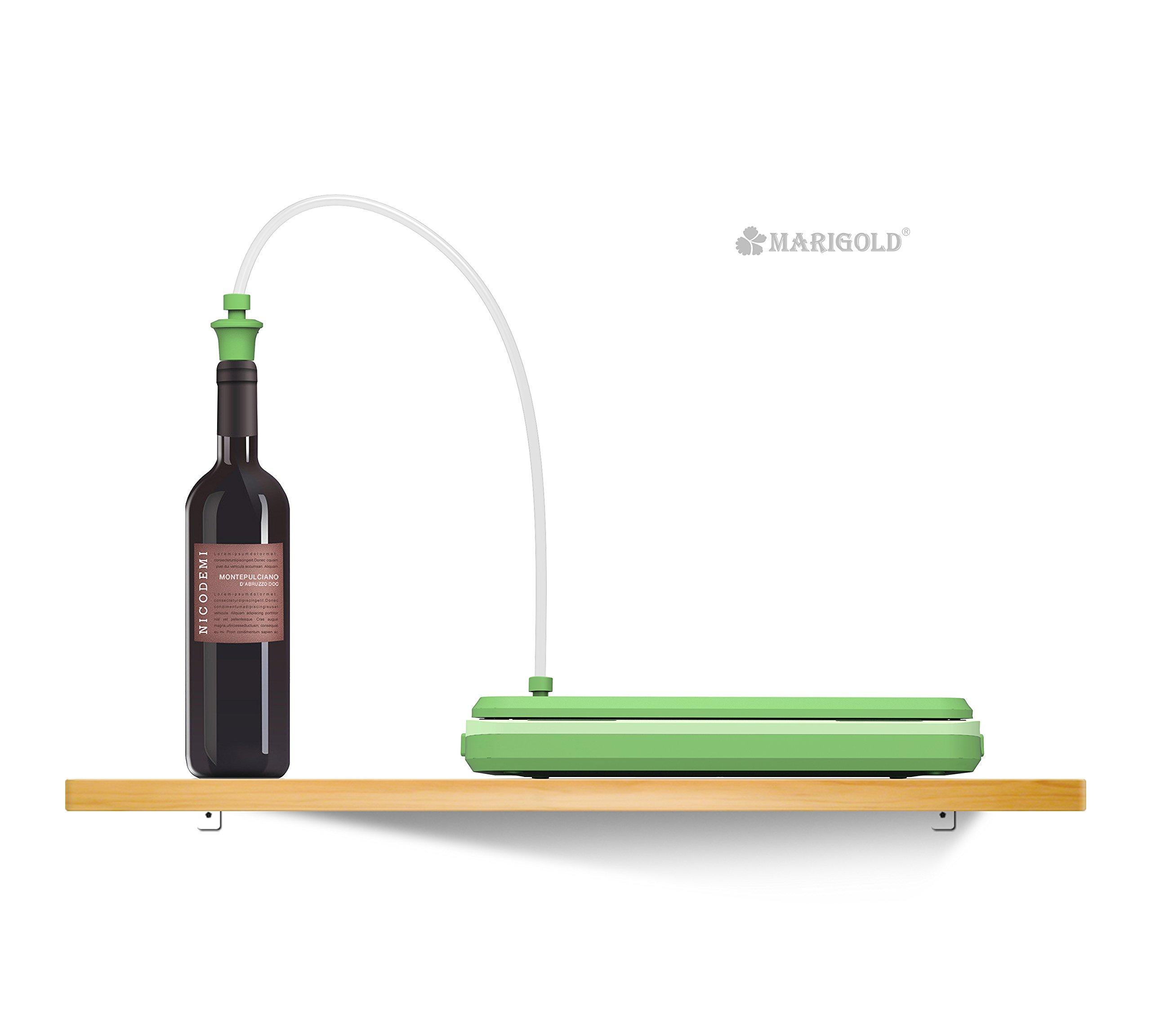 MARIGOLD Food Vacuum Sealer Machine w/Starter Kit (FVS1701) by MARIGOLD (Image #3)