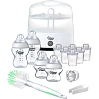 Tommee Tippee Closer to Nature Electric Steriliser Starter Set