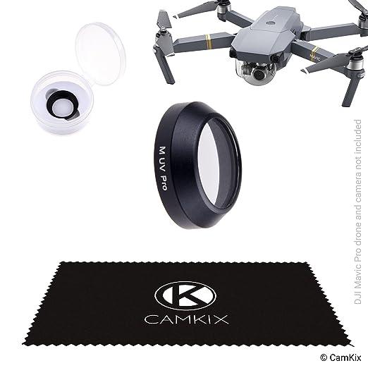 5 opinioni per CamKix MCUV Filtro per DJI Mavic Pro- Include un Filtro Multi-Rivestito Ultra