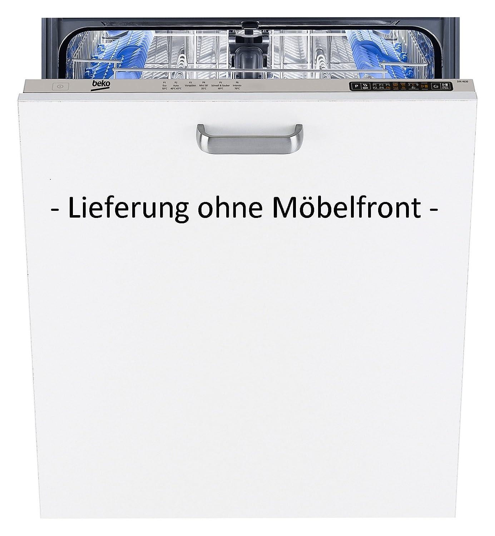 Beko DIN 4630 Lavavajillas vollint egriert/A +/291 kWh/año/12 Mgd ...