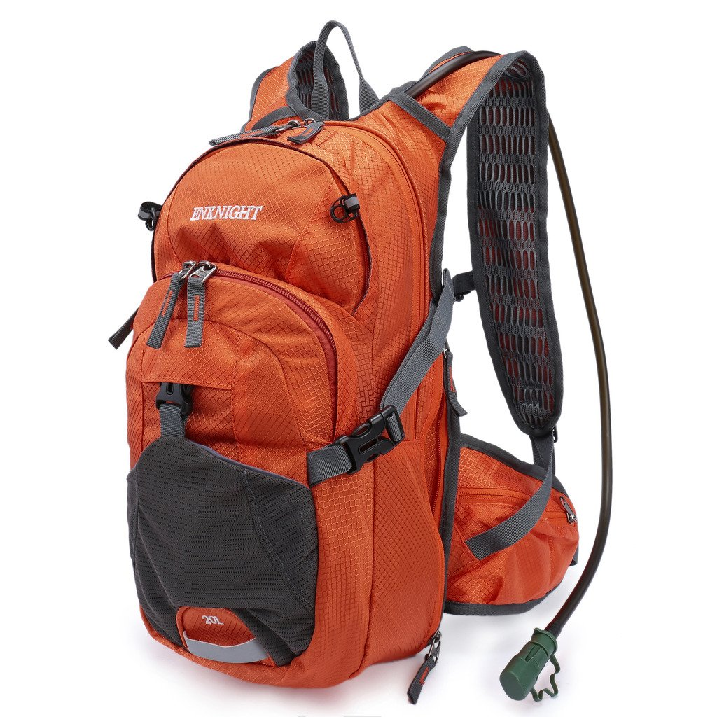 ENKNIGHT 20L Hydration Pack Waterproof Cycling Backpack Hiking ... dc51495709