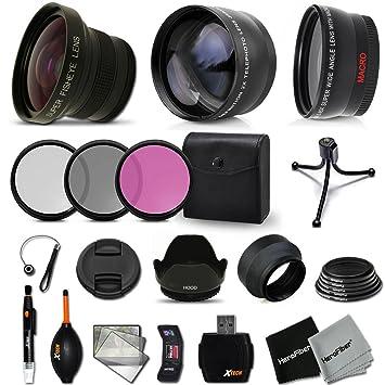 Review Superb 58mm FishEye Lens