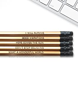 Motivational Pencils