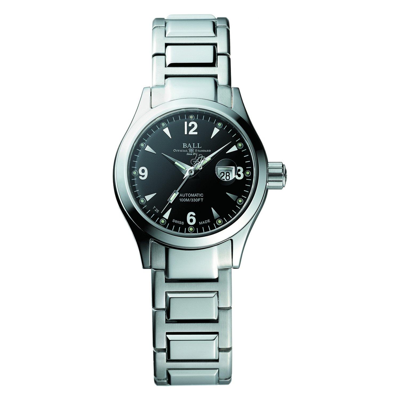 [ボールウォッチ]BALL Watch 腕時計 オハイオ レディス NL1026C-SJ-BK レディース 【並行輸入品】 B00P90YDDQ