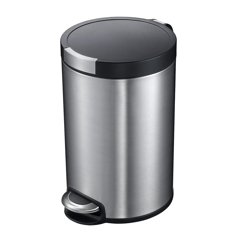 Amazon EKO 1 Artistic 1 25 Gallon Stainless Steel Round