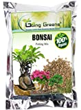 Going Greens 100% Organic Bonsai Potting Mix (Pack of 1 (800 Grm))