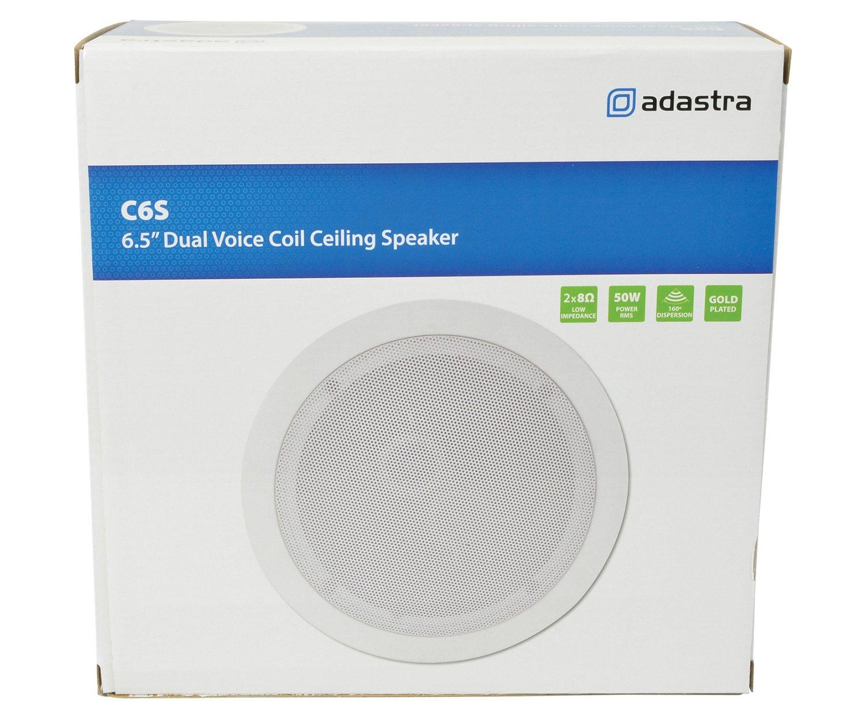 65 Ceiling Speaker With Dual Tweeters Musical Wiring Diagram 6 Instruments