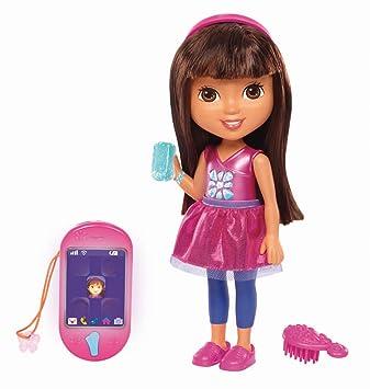 Amazon Es Fisher Price Dora And Friends Toy Muneca Interactiva