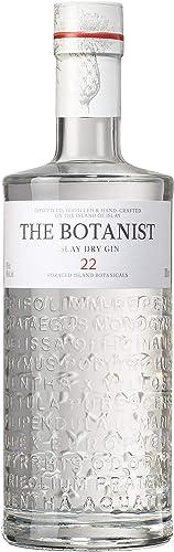 The Botanist Islay Dry Gin Mit 46 Vol 1 X 0 7l Einzigartiger Gin Mit Handgeernteten Botanicals Von Der Schottischen Insel Islay Amazon De Bier Wein Spirituosen