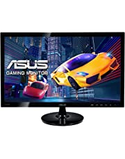 ASUS VS248HR 24 Inch FHD (1920 x 1080) Gaming Monitor, 1 ms, HDMI, DVI-D, D-Sub