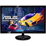 "ASUS VS248HR - Monitor de 24"" (LED, 16:9, 1920 x 1080 píxeles, HDMI, VGA), Negro"