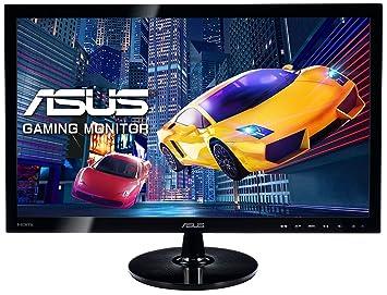 ASUS VS248HR, 24 Inch FHD (1920 x 1080) Gaming Monitor, 1 ms, HDMI, DVI-D,  D-Sub