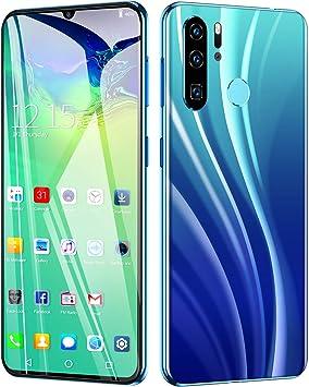 P40Pro Smartphone, 8 GB 256 GB móvil, Pantalla Completa de 6,3 ...