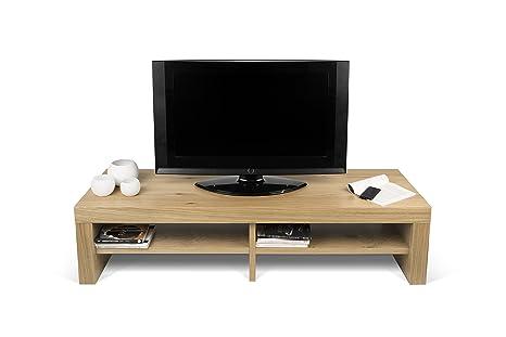 TemaHome Fusion Mobile Porta TV, Legno, Rovere, 154x49x37 cm: Amazon ...
