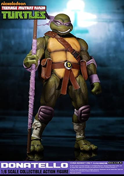 Amazon.com: DreamEX Toys Nickelodeon Teenage Mutant Ninja ...
