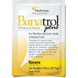 Banatrol Plus Banana Flavor: A natural solution to stopping diarrhea and loose stools without side effects. (21 pack)