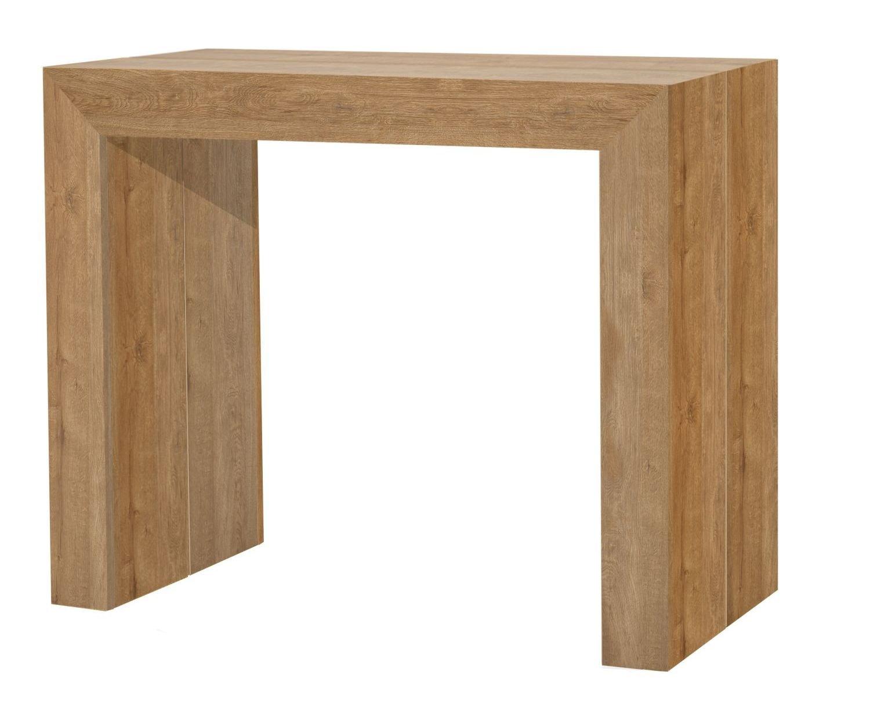 Tavolo Allungabile Giallo : Set sedie pieghevoli consolle allungabile party rovere