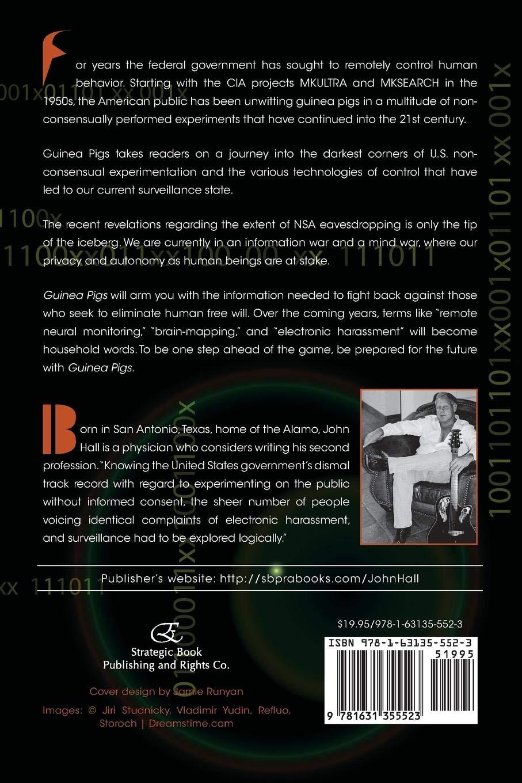 Amazon com: Guinea Pigs: Technologies of Control (9781631355523