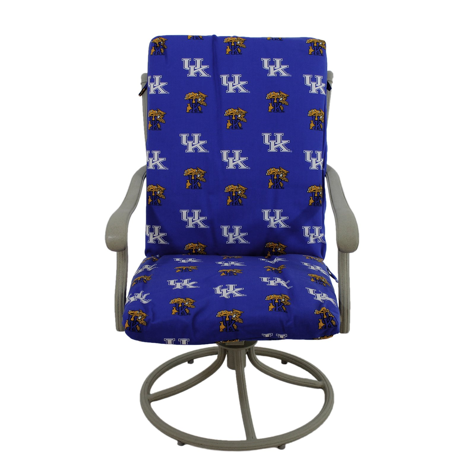 College Covers Kentucky Wildcats 2 Piece Chair Cushion