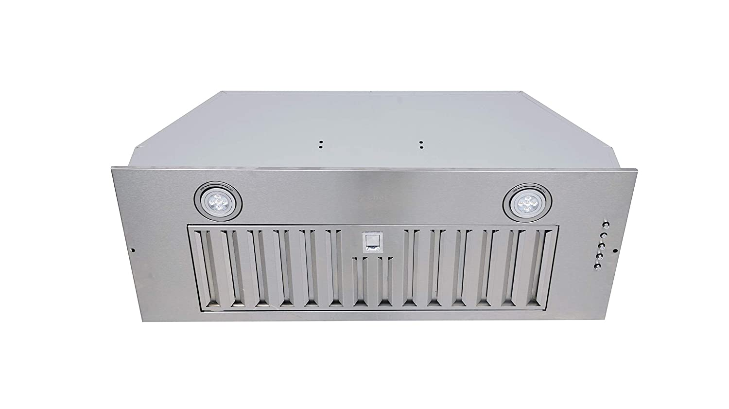 "Chef Range Hood: R100 30"" Built-In/Recessed Stove Hood 