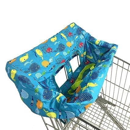 Per Cojines para Carrito de Compras para Bebés Niños Fundas para ...