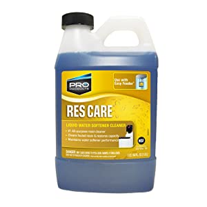 ResCare RK64N All-Purpose Water Softener Cleaner Liquid Refill, 64 Ounce
