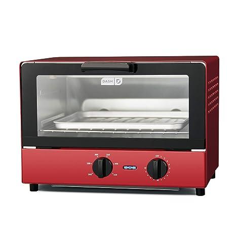 Amazon.com: Dash - Tostadora compacta: Kitchen & Dining