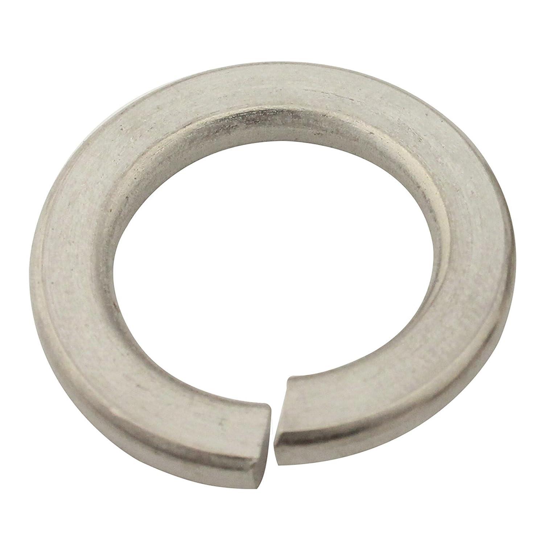 10 St/ück Federringe Sperringe | SC127 | M12 DIN 127 Form B aus rostfreiem Edelstahl A2 | Sprengringe SC-Normteile V2A glatt